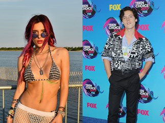 Bella Thorne tried to slide into Cole Sprouse's DMs and it was a huge fail