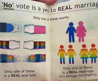 Anti marriage equality campaigns