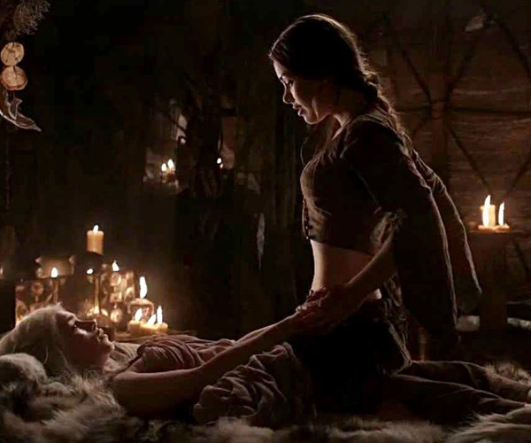 Channel your inner-Khaleesi by trying these 'Game of Thrones' sex positions