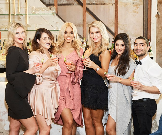 Cosmopolitan Bachelor of the Year Launch Event