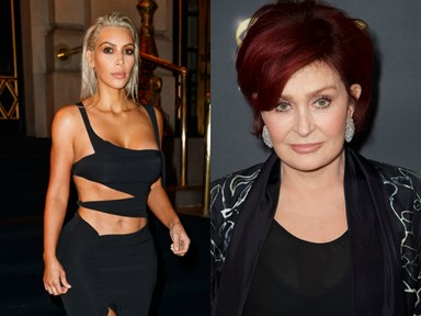 Sharon Osbourne Doubles Down On Her Slut-Shamey Kardashian Remarks