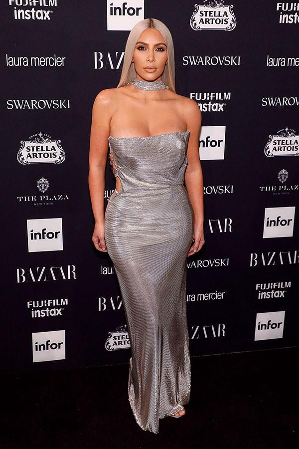 Donatella Versace, dat you?
