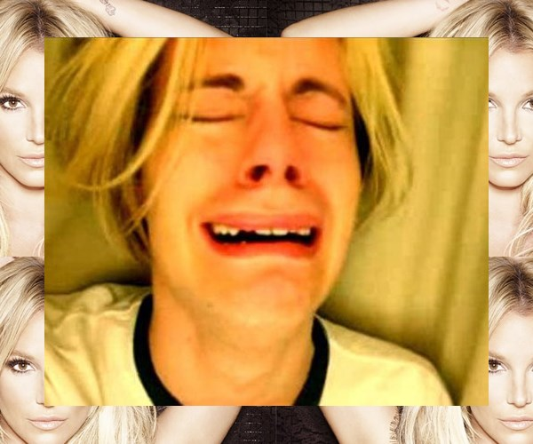 'Leave Britney Alone' video guy now