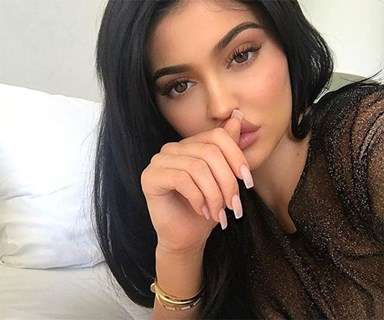 Kylie Jenner reveals the surprisingly sad reason she decided to get lip injections