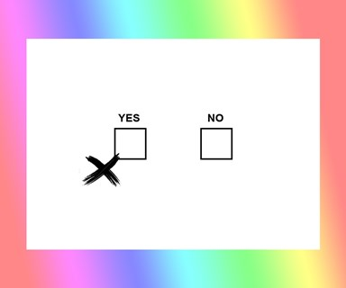 5 ways you could accidentally screw up your same-sex marriage ballot vote
