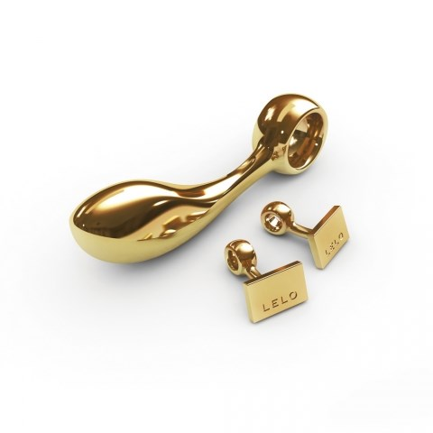 """**[Lelo Earl](https://www.lelo.com/earl), $2,900** <br> <br> This toy has been labelled as """"the most distinguished gentlemen's plug in the world"""" — due to its 24 karat gold shaft and matching cufflinks. So when you're out at a fancy event, you can match your cufflinks to what's shoved into your arse. Lovely."""
