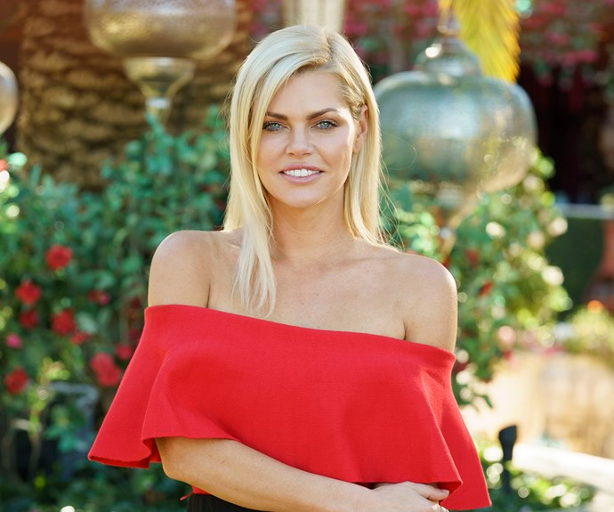 Sophie Monk as The Bachelorette Australia 2017