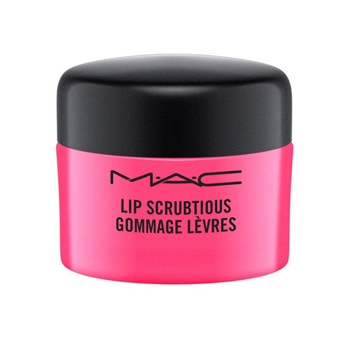 Say see ya to gross flaky lips with this sugar-based scrub. All five flavours smell good enough to eat, but Fruit of Passion has our <3. <br><br>[MAC Lip Scrubtious in Fruit of Passion, $33](http://www.maccosmetics.com.au/product/14766/45904/products/makeup/lips/lip-care-primer/lip-scrubtious#/shade/Fruit_of_Passion)