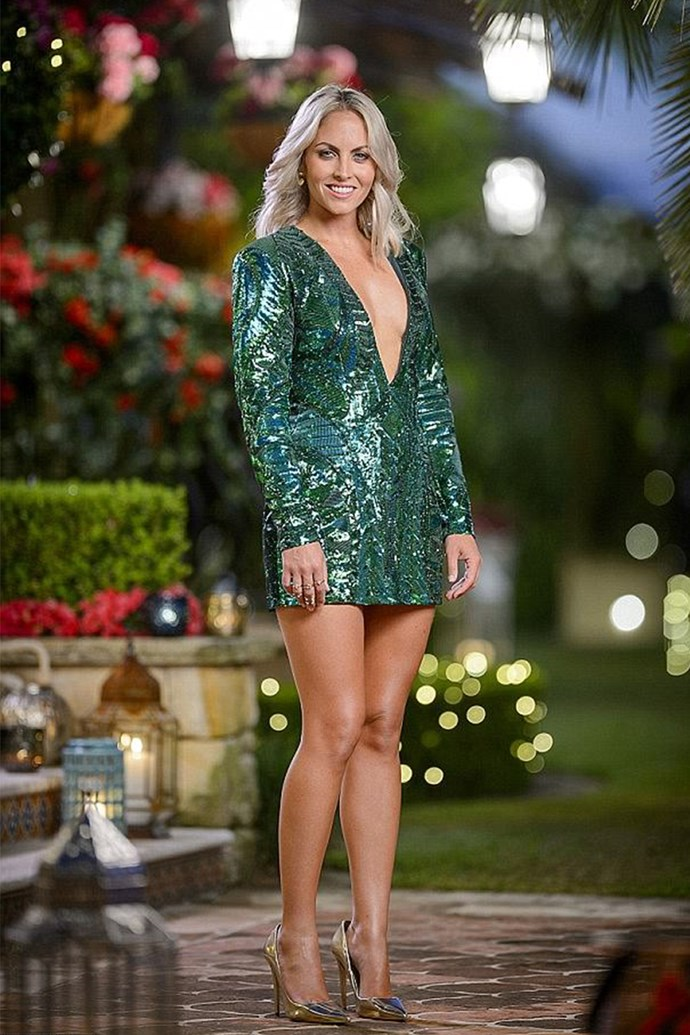 **Nicki Gogan** <br> <br> Unlucky in love Nikki — AKA the fan favourite from Richie's season — would be top of our list to appear on *Bachelor in Paradise*. Nikki was actually spotted filming a promotional campaign for the show in Sydney recently, so THIS COULD BE FOR REAL Y'ALL.