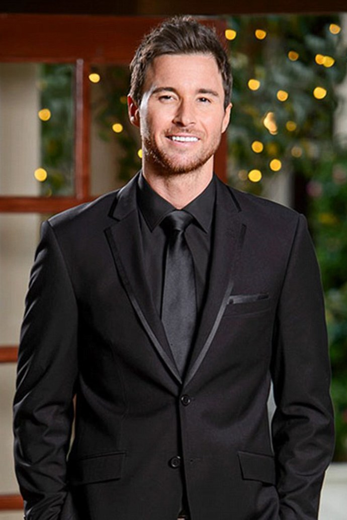 **Michael Turnbull** <br> <br> After failing to impress **[Sam Frost](http://www.cosmopolitan.com.au/celebrity/sam-frost-returning-to-the-bachelorette-21678)** in *The Bachelorette* final, the 'professional football player' may be keen to give love another go on the *Bachelor in Paradise*. Especially as this would give him an opportunity to take ~real~ photos of fancy holidays…