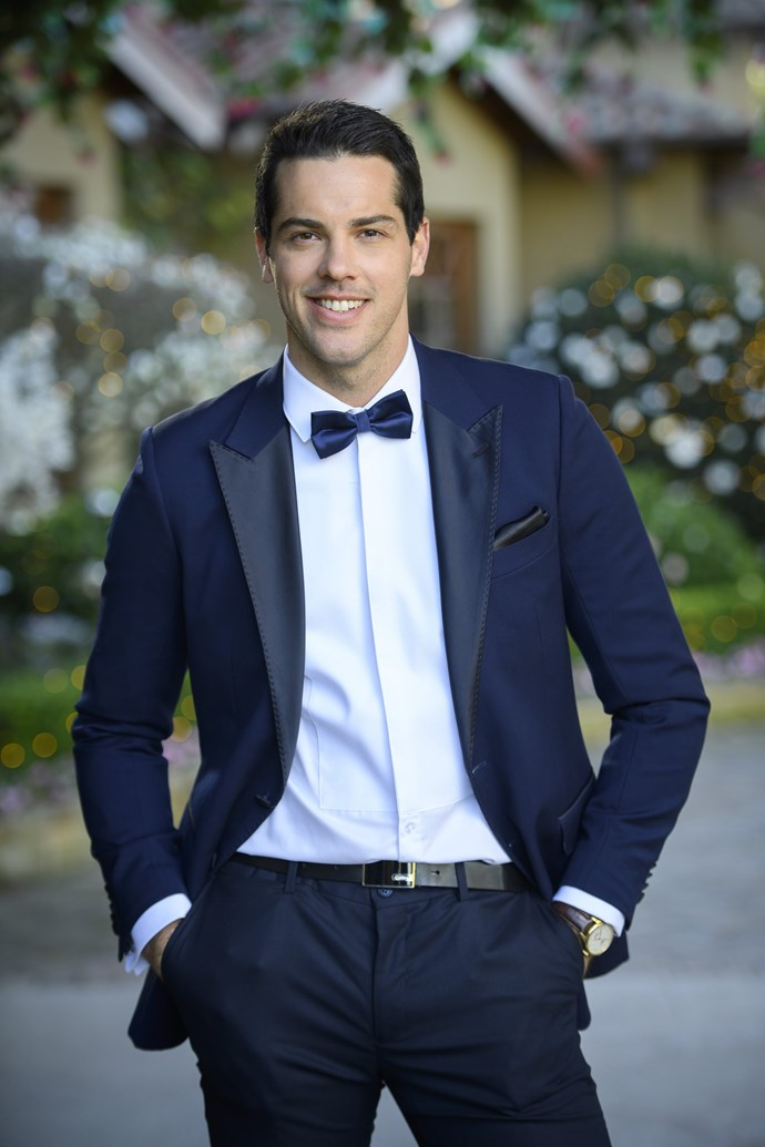 **Jake Ellis** <br> <br> This dapper fella came third on *The Bachelorette*, after trying to win Georgia Love's heart. Since then, he has remained super close to the *Bachelor* franchise, holding viewing parties for the show and staying in touch with his *Bachie* buds. We reckon Jake would be a brill addition to *Paradise* — especially if Jen is in there too, as a little birdy told us that they have been sleeping together on and off for quite some time…