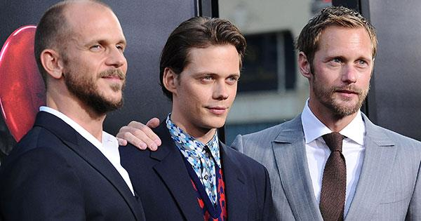 Skarsgard Family & Brothers: A Who's Who Guide | ELLE ...