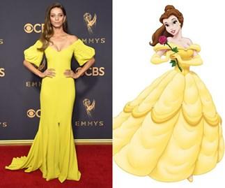 Celebrity Disney Princess moments