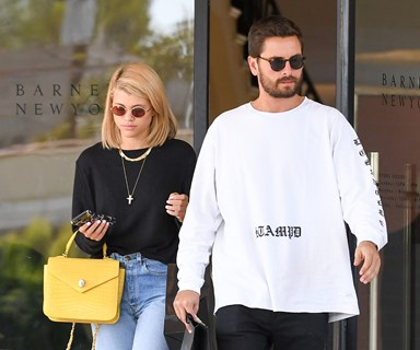 It's offish: Scott Disick and Sofia Richie are ~hooking up~ for real