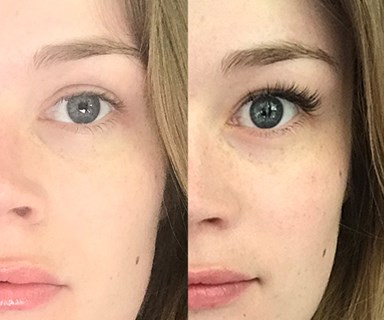 COSMO Roadtest: I got eyelash extensions for the first time, and here's what happened