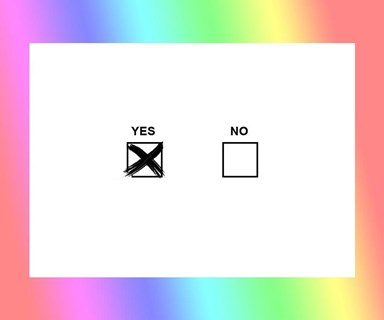 If the same-sex marriage vote fails, marriage equality might not happen for YEARS