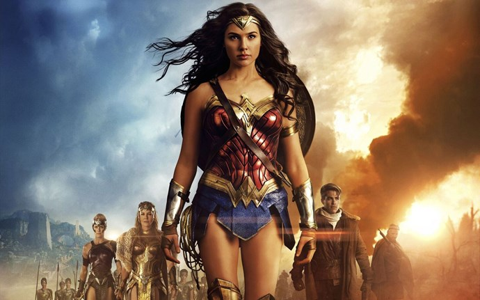 5. *Wonder Woman*'s been a Halloween fave for as long as we can remember, add some Gal Gadot and we have the fifth ranker.