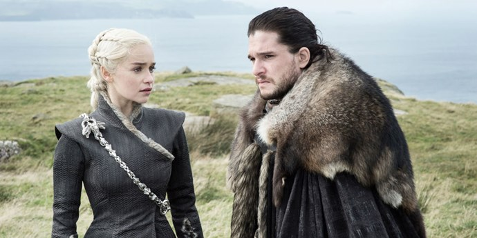 6. Same thing goes for *Game of Thrones*, 'cos the Kween of Dragons is always gonna be a winner.
