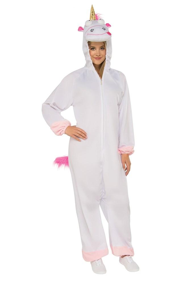 Unicorn Costume, $69 at [Costume Box](https://www.costumebox.com.au/despicable-me-3-unicorn-jumpsuit.html)