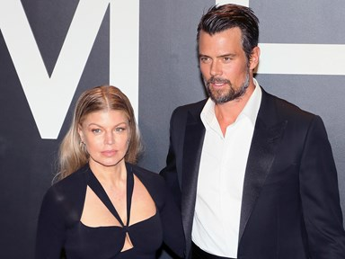 "Fergie Says It Was Getting ""Weird"" to Pretend She Was Still With Josh Duhamel"