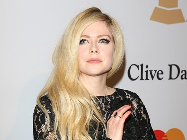 Avril Lavigne is now the internet's 'most dangerous' celebrity