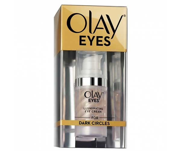 **Olay Eyes Illuminating Eye Cream** on sale for $24.95 at [Priceline](https://www.priceline.com.au/brand/olay/olay-eyes-illuminating-eye-cream-15-ml). <br> **Why we love it:** This eye cream is great for hydrating *and* giving dark circles the ol' one two.