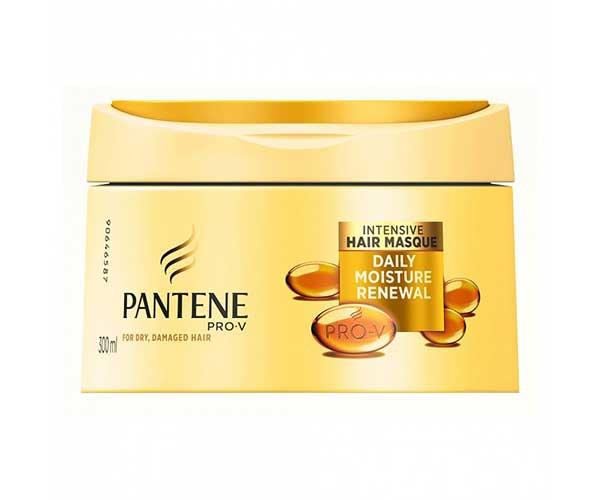 **Pantene Moisture Renewal Intensive Repair Masque** on sale for $5.50 at [Priceline] <br> **Why we love it:** As we come into summer, we inevitably spend more time in the sun. Pop a treatment in your hair after a long day at the beach to put some moisture back in.