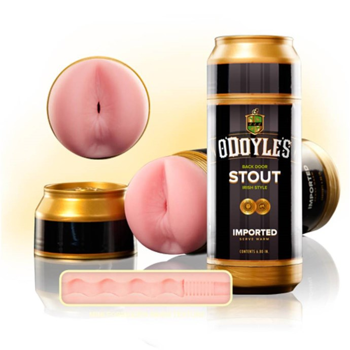 **For your boozy boyfriend…** <br> <br> Is your man a slave to the tinnie? Does he froth over a cold one on a regular basis? Then this is the treat he never knew he needed! Rather than grabbing him a fresh can from the esky, present him with this saucy stout instead. He'll never suspect there's a fleshlight inside, but when he does, you will 100 per cent have won the award for girlfriend of the century. <br> <br> [Fleshlight Sex in a Can O'Doyle's Stout](https://www.lovehoney.com.au/product.cfm?p=19121), $69.95.
