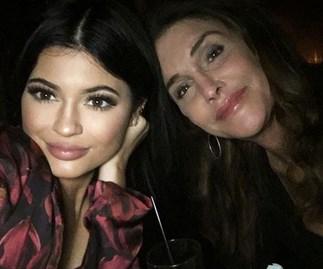 Caitlyn Jenner Kylie Jenner Pregnancy