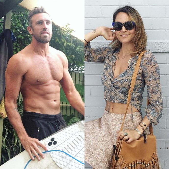 "**Luke McLeod and Laura Byrne** <br><br> Luke (*The Bachelorette* 2017) confirmed that he and Laura (*The Bachelor* 2017) briefly dated before either of them went on their shows. ""We did date for a couple of months, I swear to God it was a complete coincidence,"" Luke told the [*Daily Telegraph*](http://www.dailytelegraph.com.au/entertainment/sydney-confidential/the-bachelorette-frontrunner-luke-mcleod-dated-bachelor-winner-laura-byrne/news-story/18fdc3cdd290f39a754bf4589e619281). ""She's an amazing woman, we dated for a couple of months and realised we were better off being really good friends and that's where things are at now. She's been so supportive of my journey."""