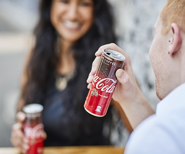 Coca Cola Plus Coffee No Sugar