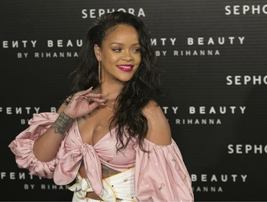 Rihanna savages another beauty brand that tried to drag Fenty Beauty