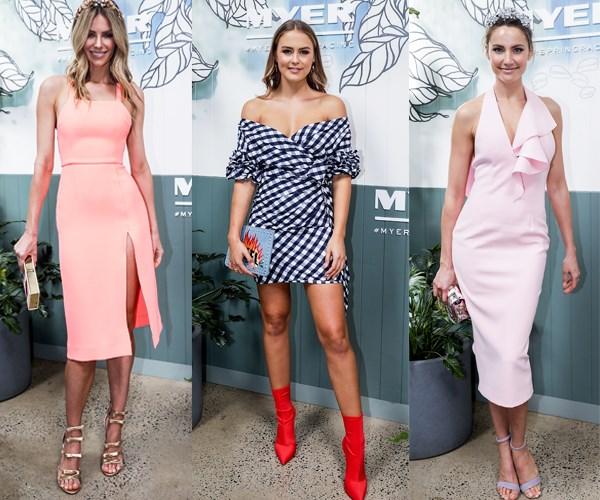 Spring Racing Dresses