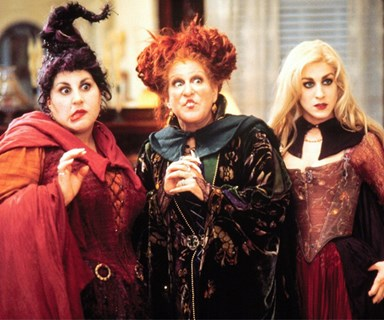 'Hocus Pocus' is getting a Disney remake and we CAN'T WAIT