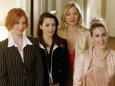 Kristin Davis had a very different reaction to Kim Cattrall on the cancelled SATC 3 movie