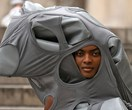 These fashion week outfits that will give you nightmares for life