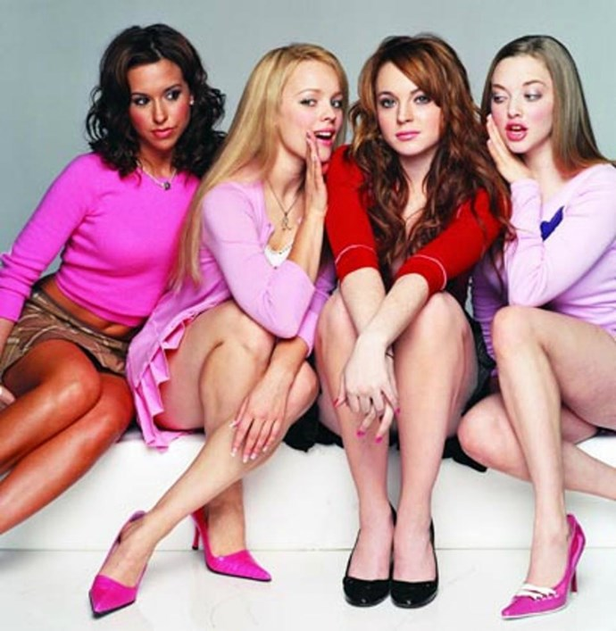 The Mean Girls Cast Just Reunited For A Very Important Cause