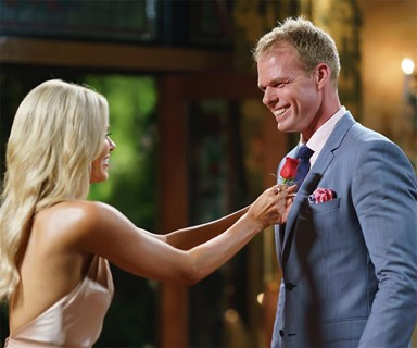 Oops, Jarrod may have spoiled that he doesn't win 'The Bachelorette' with this slip-up