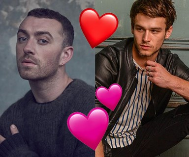 Sam Smith is now dating '13 Reasons Why' hottie Brandon Flynn