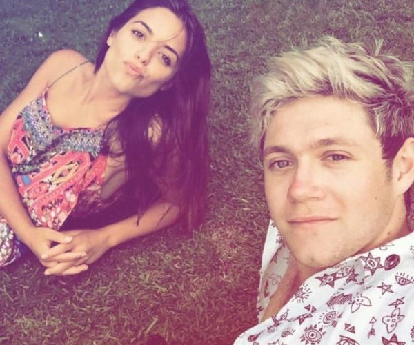 Olympia Valance and Niall Horan.
