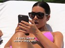 New KUWTK trailer shows the exact moment Kim Kardashian saw ~those~ cellulite pics