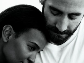Jake Gyllenhaal is an extremely hot daddy in the new Calvin Klein campaign