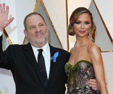 Stars show their support for the women involved in the Harvey Weinstein scandal