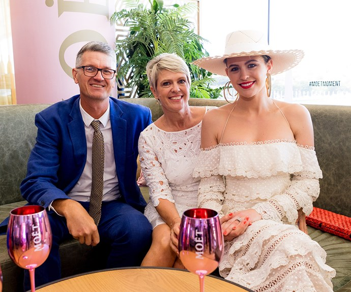Celebrities at Stakes Day