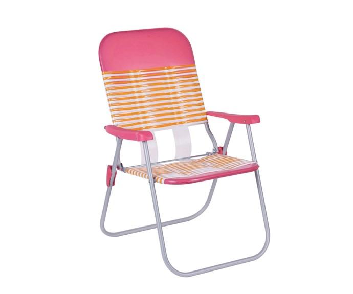 "Jelly Folding Beach Chair, $14, at [Target](https://www.target.<br>com/p/jelly-folding-beach-chair-room-essentials-153/-/A-52159170#lnk=sametab|target=""_blank""|rel=""nofollow"")"
