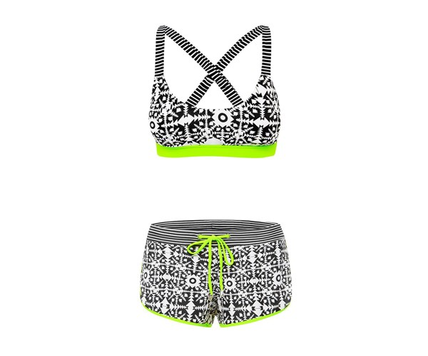 """There's actually nothing better than mix-n-match swimwear, because finding a bikini that flatters all the right places is pretty much a case for the FBI. Also, who is *ever* the same size on the top and bottom? Aussie swimwear label *[Heaven Swimwear](heavenswimwear.com.au