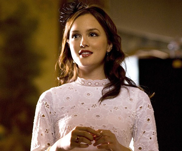 Spring Racing Blair Waldorf