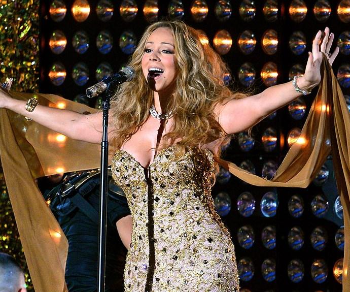 Mariah Carey Australian tour