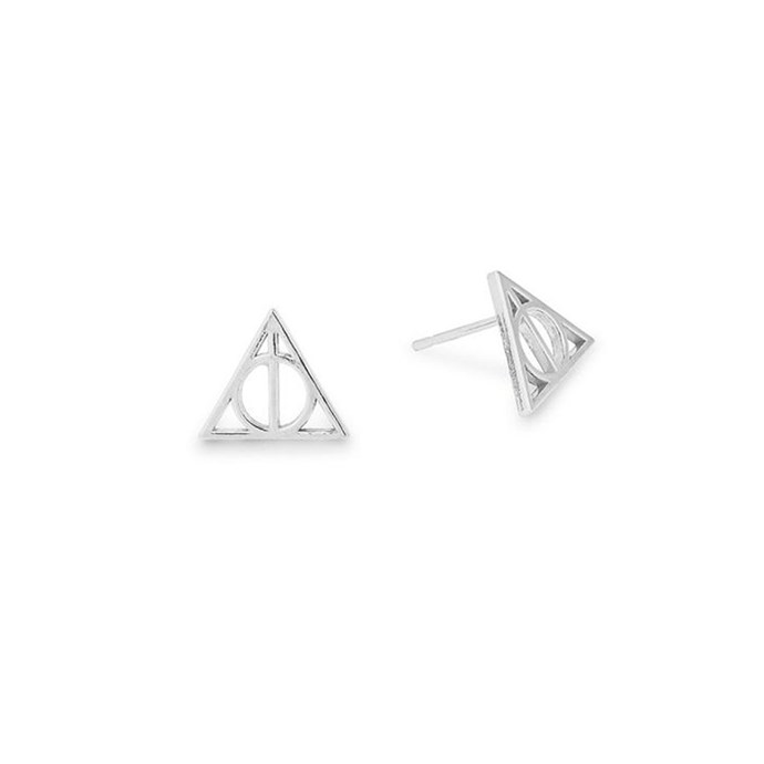 """[Deathly Hallows Earrings, $61 at ALEX AND ANI](http://www.alexandani.com.au/