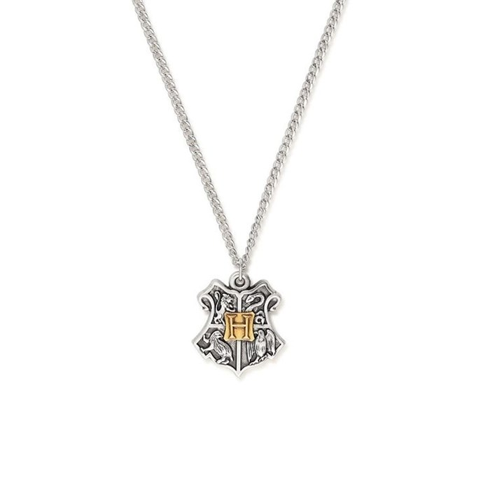 """[Hogwarts Two-Tone Necklace, $49 at ALEX AND ANI](http://www.alexandani.com.au/